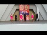Студия бального танца ДГТУ - Конкурс звёзды Ростова 2017