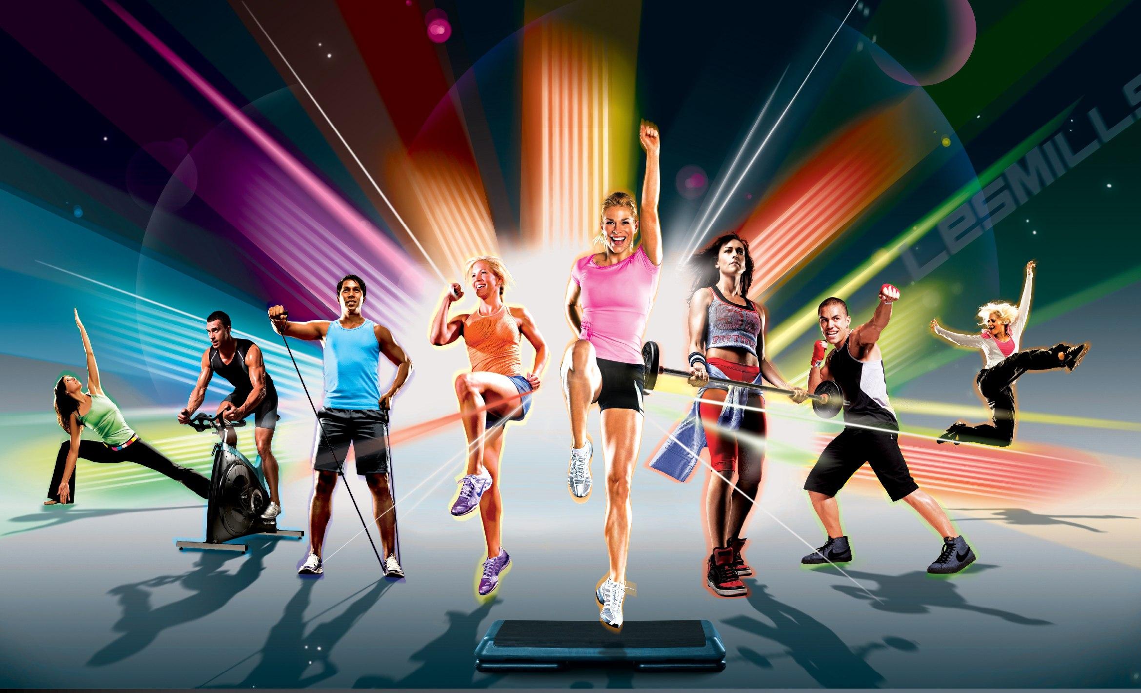 Тренировки Les Mills — новая фитнес-культура