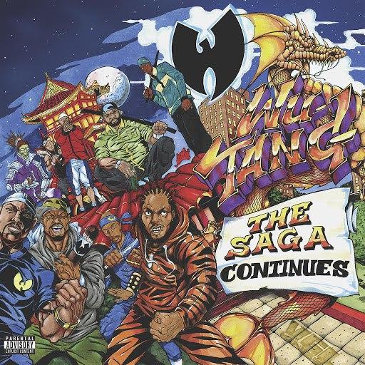 Wu-Tang Clan альбом The Saga Continues