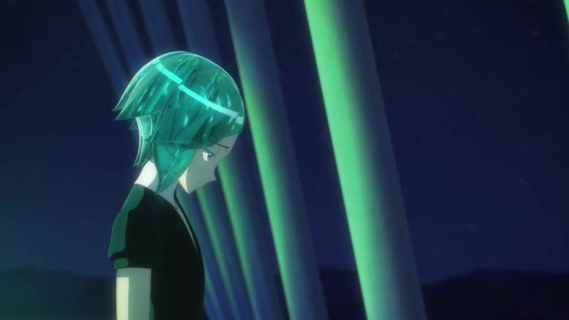 TVアニメ『宝石の国』OPテーマ「鏡面の波」MV