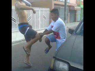 Уличная драка