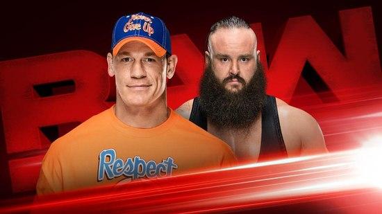 Post image of WWE Monday Night RAW 11.09.2017