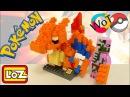 Конструктор LOZ Не совместимый с Лего Покемон