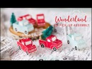 Papertrey Ink Make It Market: Wonderland Holiday Kit Pickup Assembly