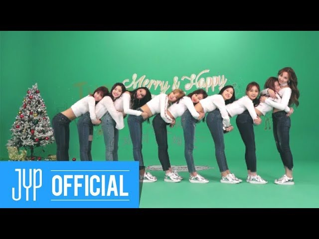 TWICE Heart Shaker Dance Video (Studio Ver.)