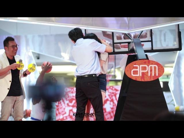 170716 KIM SAMUEL (김사무엘) - APM KIM SAMUEL簽唱會 IN HONGKONG DANCE WITH FAN 직캠