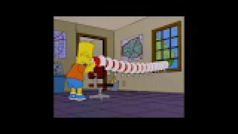 Азино три топора- Барт Симпсон