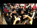 Tommy Wright III Starts Mosh Pit at L A Undefeated Store to Celebrate Endorsement Billboard