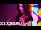 Hey DJ (CNCO &amp Yandel) - Electric Violin Cover Caitlin De Ville