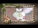 КАК СДЕЛАТЬ ЦВЕТЫ ИЗ ЛИСТЬЕВ КУКУРУЗЫ ТАЛАША цветы из кукурузных листьев