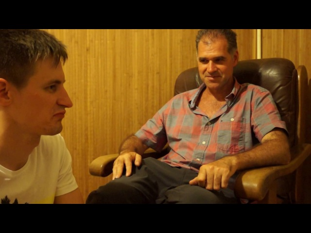 Интервью с Mike Spencer Bown, который был во всех странах мира