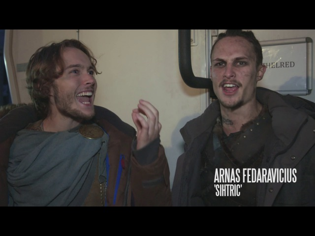 A Day In The Life Of... Toby Regbo   The Last Kingdom