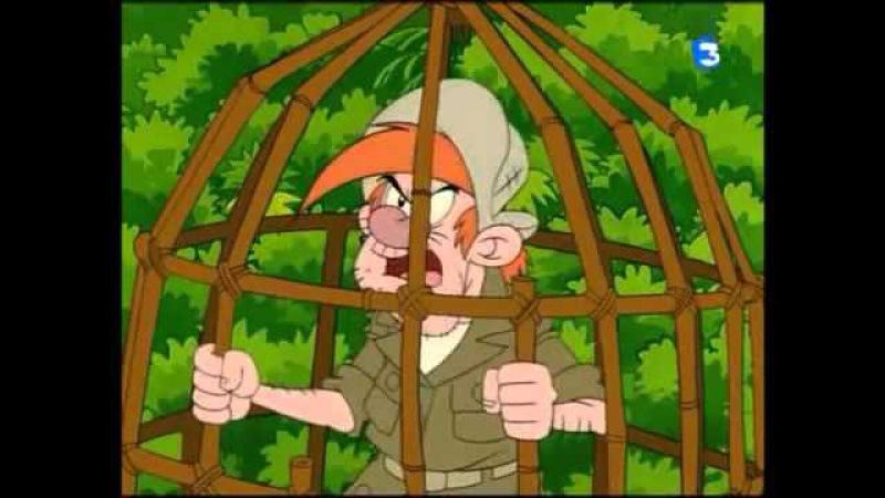 Nouveaux dessins animés : Le Marsupilami - Les Dents De La Jungle