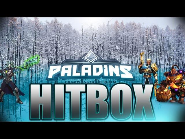 Paladins - Hitbox [Plays Montage]