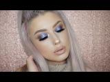 NEW YEARS EVE GLAM Makeup tutorial  lolaliner