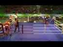 30. 75kg CHEBOTAREV ARTEM (RUS) - BARNABAS HEGYI (HUN)