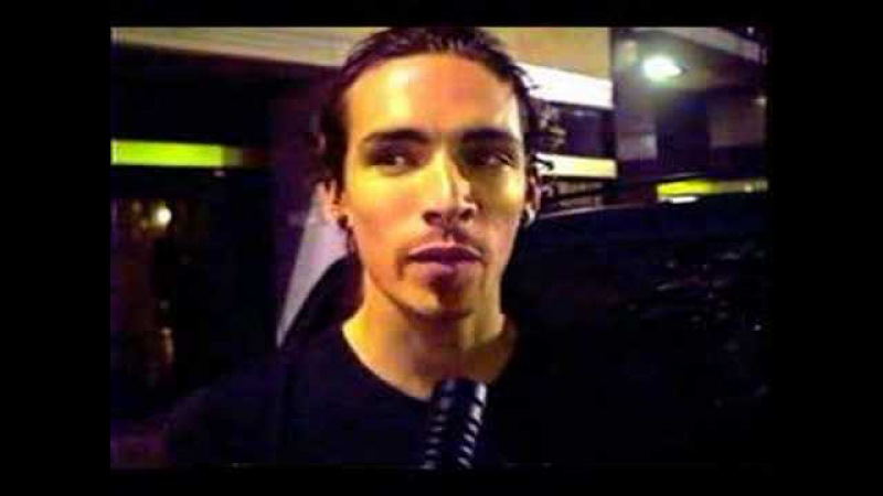 INCUBUS Brandon Boyd Interview Sept 30, 1998 Jacksonville Fl