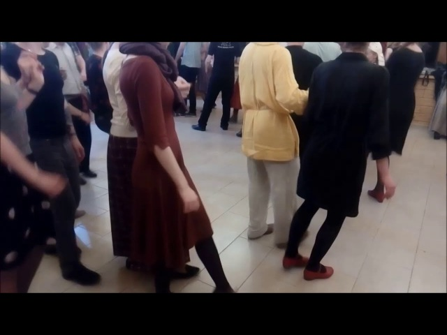 Ноч танцаў у Гарадзенскіх Дворыках Какетка
