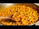 Рецепт индийского блюда из нута Хана Масала