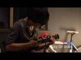 La La Land City Of Stars ukulele solo( Low G)