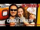 CRADLE OF FILTH - Dani Filth interview @Linea Rock 2017 by Barbara Caserta
