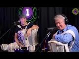 Группа «Нормальная песня» в авторской программе Валерия Сёмина «Гости» на Радио 1