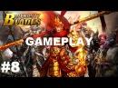Dynasty Blades 8 Прохождение Gameplay iOS/Android Классная ММОRPG для мобильных устройств