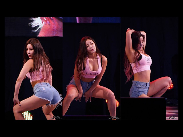 170704 레이샤 LAYSHA 고은 Goeun 'Dance Performance' 4K 직캠 FANCAM (1군단 위문공연) by DRSONY