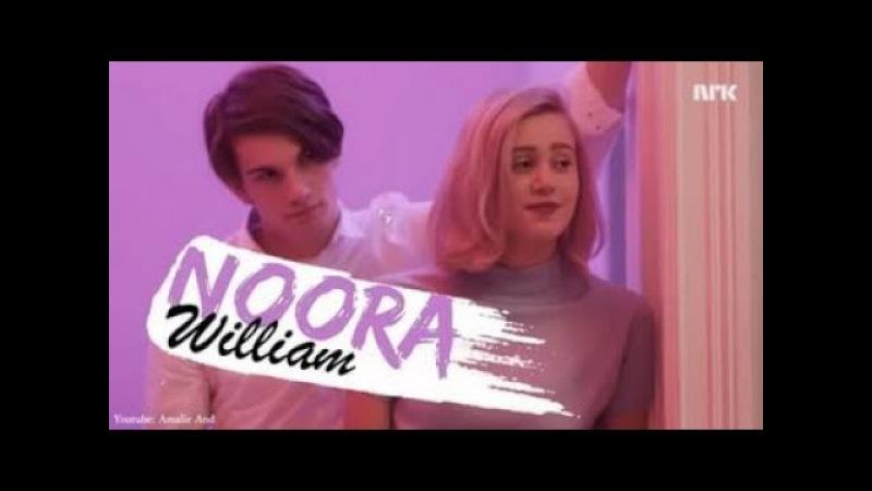 Noora and William | Нура и Вильям | Skam