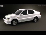 Geely CK (Otaka) 2011 by 3D model store Humster3D.com