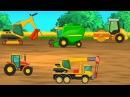 Мультик про машинки для малышей. Изучаем транспорт и военную технику Transport for children
