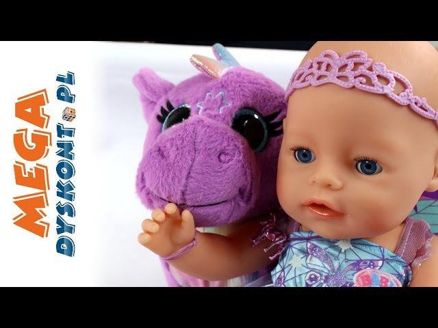 Poznaj Baby Born Wróżkę i Smoka z Krainy Czarów! / Explore Baby Born Fairy Dragon from Wonderland!