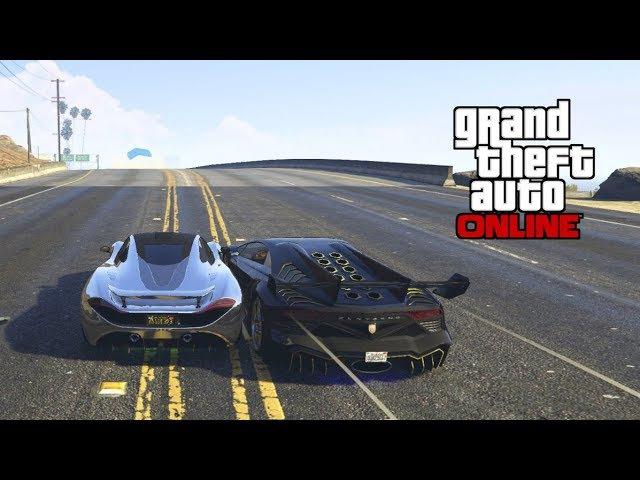 Разминка гонки GTA 5 online NoDo