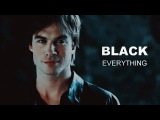 The Vampire Diaries Everything Black