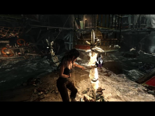 PS4 | Начало | TOMB RAIDER:DEFINITIVE EDITION | Прохождение | 1