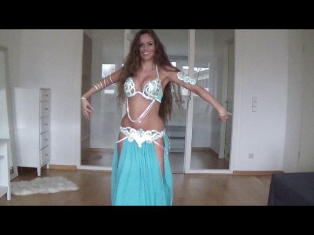 Armen Kusikian Baladi - Isabella Belly Dance Improvisation   HD