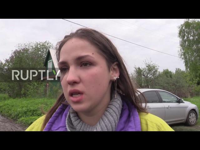 Россия: Оставшийся в живых вспоминает ужасы массового убийства в Тверской области.