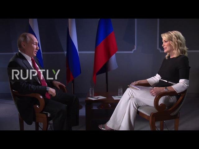 Россия: США «всё время» вмешиваются в выборы других стран - Путин.
