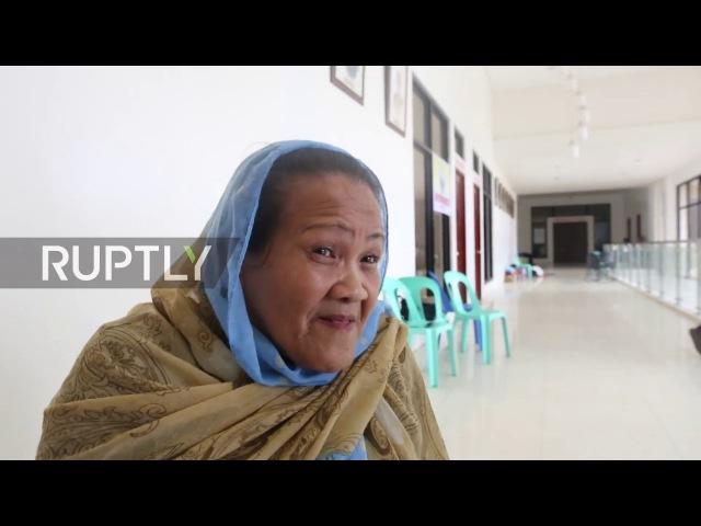 Филиппины: «Команда самоубийц» спасатели описывают работу в ИГ-осажденном Марави.