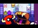 Прошли с 7-10 уровень в игре《Rust bucket》