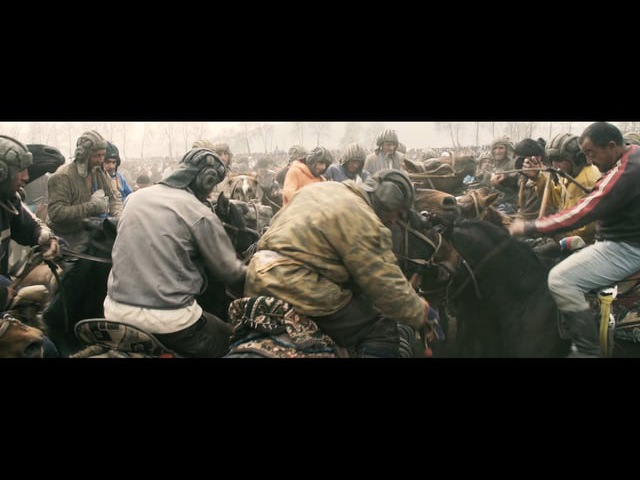 Buzkashi: The Brutal Sport of Goat Pulling - NOWNESS