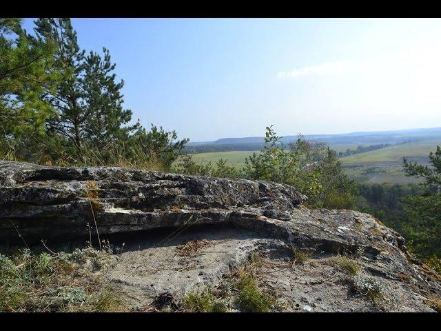 Кременецькі гори (Гостра та Вовча)