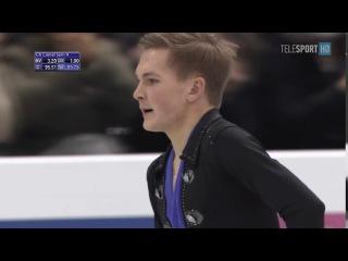 Михаил Коляда. Grand Prix Final 2017. ПП