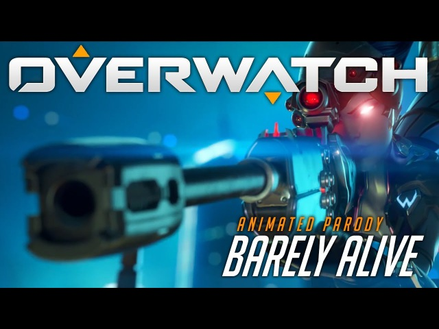 Overwatch Animated Short Barely Alive