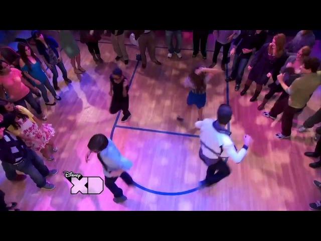Lab Rats-Drop The Floor(Dancing Scene)
