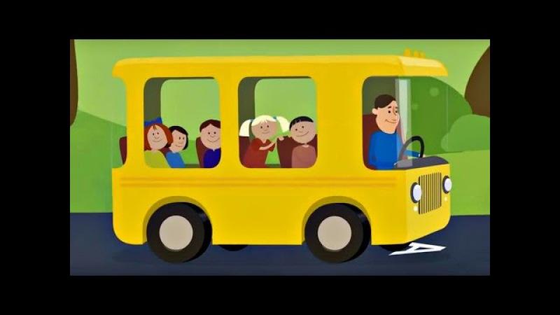 Детские песенки. Песенки про машинки: машины, автобусы, поезда. Песенки для самых...