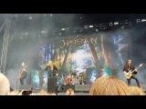 Wintersun - Awaken From The Dark Slumber (Spring) live at Tuska Open Air 30 06 2017