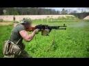 PKM shooting