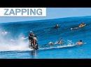 Zap Extrême : Robbie Maddison écrase un surfeur avec sa moto ! Waterslide de malade avec Rad Cow