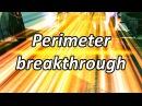Perimeter breakthrough on Gap Supreme Commander Forged Alliance Forever